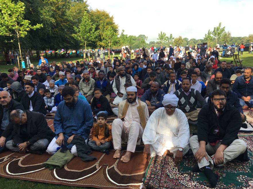 Eid Celebration (Aug 2018)