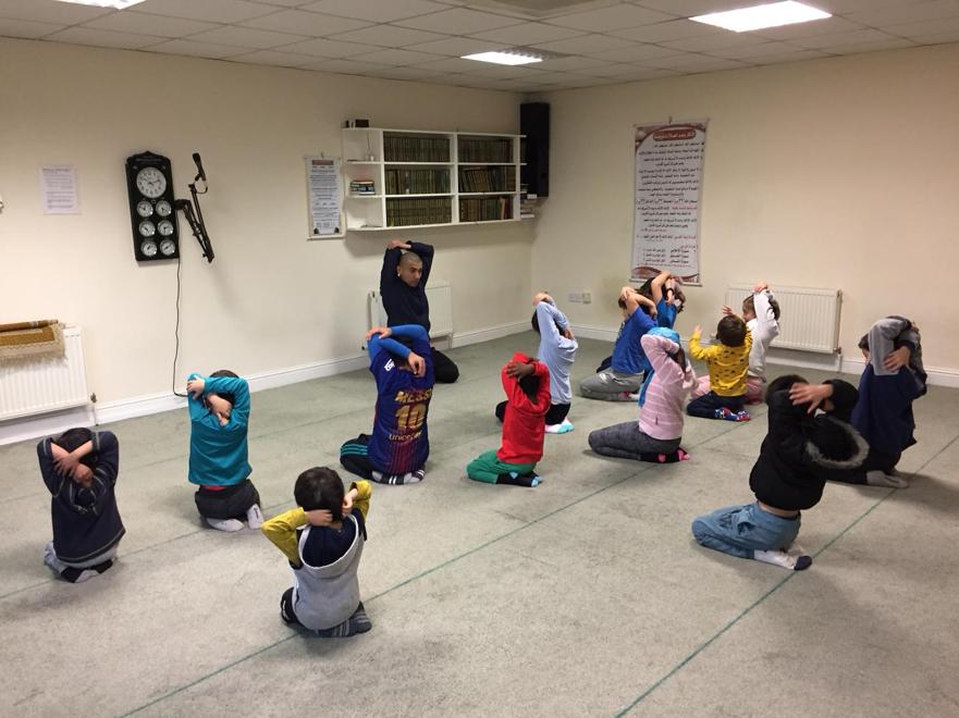 Children's Martial Arts Classes (November 2018)